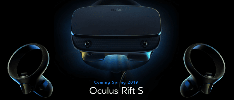 Occulus Rift S officially launches at GDC 2019