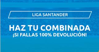 mondobets Liga Santander Apuesta sin riesgo 19 julio 2020