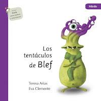 foto portada libro los tentaculos de blef miedo descargar gratis epub