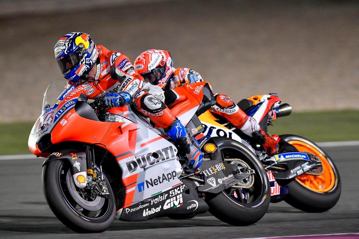 Dikarenakan virus Corona, FIM dan Dorna resmi batalkan MotoGP Qatar 2020