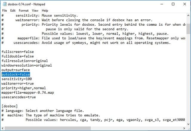 Cara menginstall Turbo Pascal pada Windows 64 Bit 6