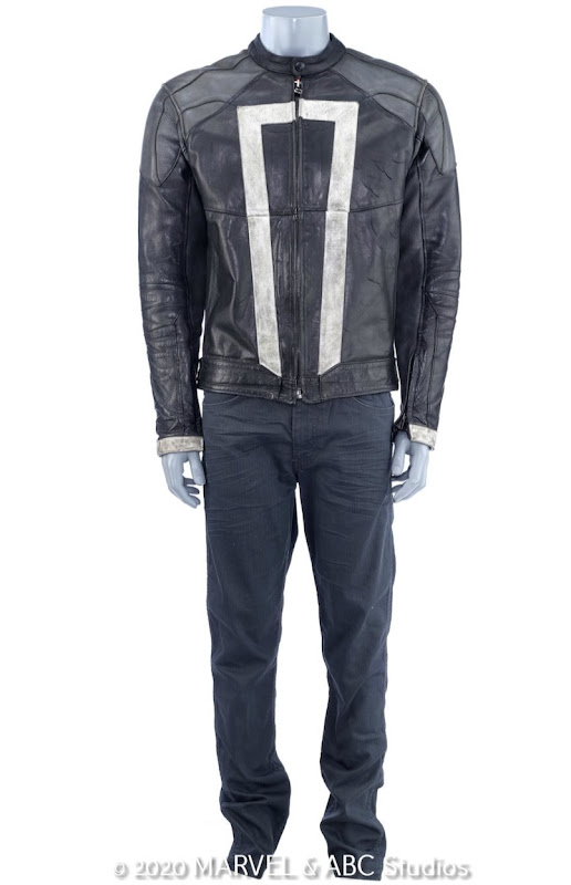Gabriel Luna Marvel Agents of SHIELD Robbie Reyes Ghost Rider costume