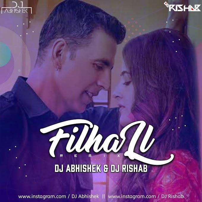 FILHAL - REMIX - DJ ABHISHEK x DJ RISHAB