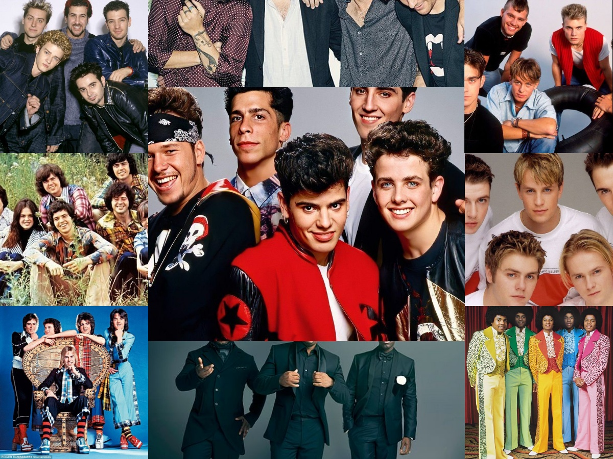 Top 10 Most Popular Pop Boy Bands Of All Time Ranked
