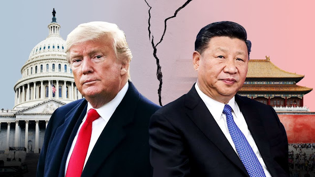COVID-19: China Warns US Against Sparking Cold War