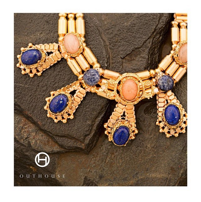 Pleasing New Jewellery Brand Outhouse Pakistan Street Style The Blog Download Free Architecture Designs Itiscsunscenecom