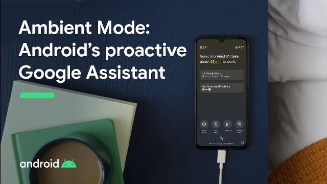 وضع Google Assistant Ambient: ما هو وكيفية استخدامه