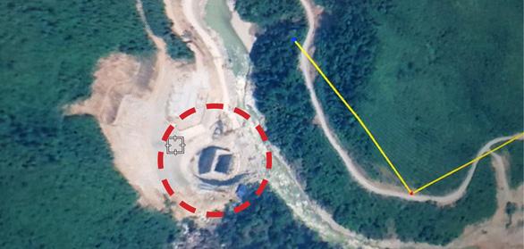 Thuê trực thăng vào xác minh sự cố thủy điện Rào Trăng 3
