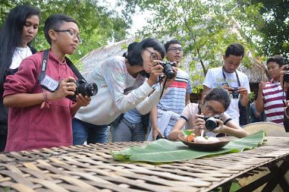 Mengisi Libur Sekolah, Siswa Di Denpasar Pelatihan Photografy