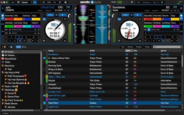 Serato DJ Pro v2.1.1 Build 25 (x64) - Phần mềm DJ chuyên nghiệp