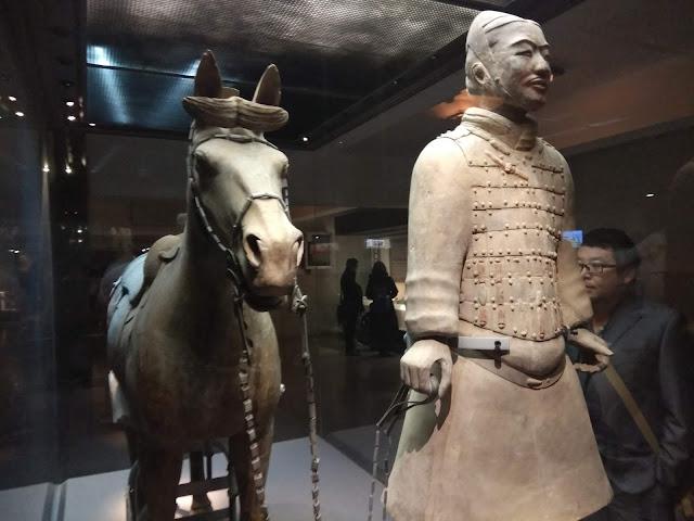 Perjalanan Ke Terracotta Warriors Tempat Wisata Xian