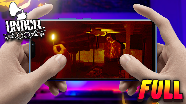 Under: Depths of Fear (Full) Para Teléfonos Android [Apk]