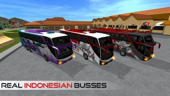 Bus Simulator Indonesia (BUSSID) Mod Apk Unlimited Money
