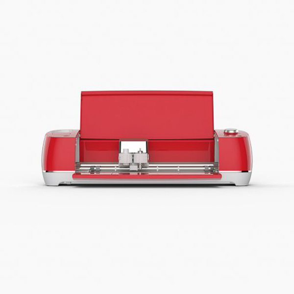 red cricut explorer air 3 cutting machine