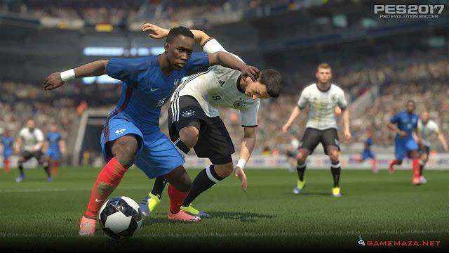 Pro Evolution Soccer (PES) 2017 Gameplay Screenshot 8