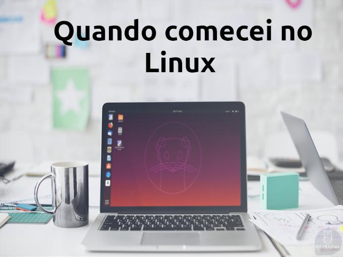 Quando descobri o Linux e ele mudou a minha visão sobre a tecnologia