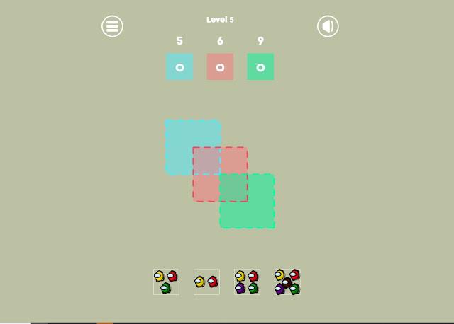 Sum Among Us Mathematics Logic Puzzle Game