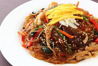 Japchae Rekomendasi Masakan Korea Selatan