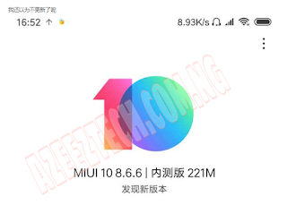 Redmi Note 5 Pro New MIUI 10 update v8.6.6 for  fixes bugs