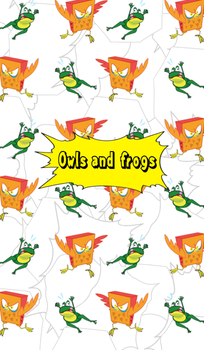 Owls and frogs