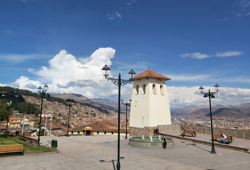 Igreja de Santa Ana, Cusco