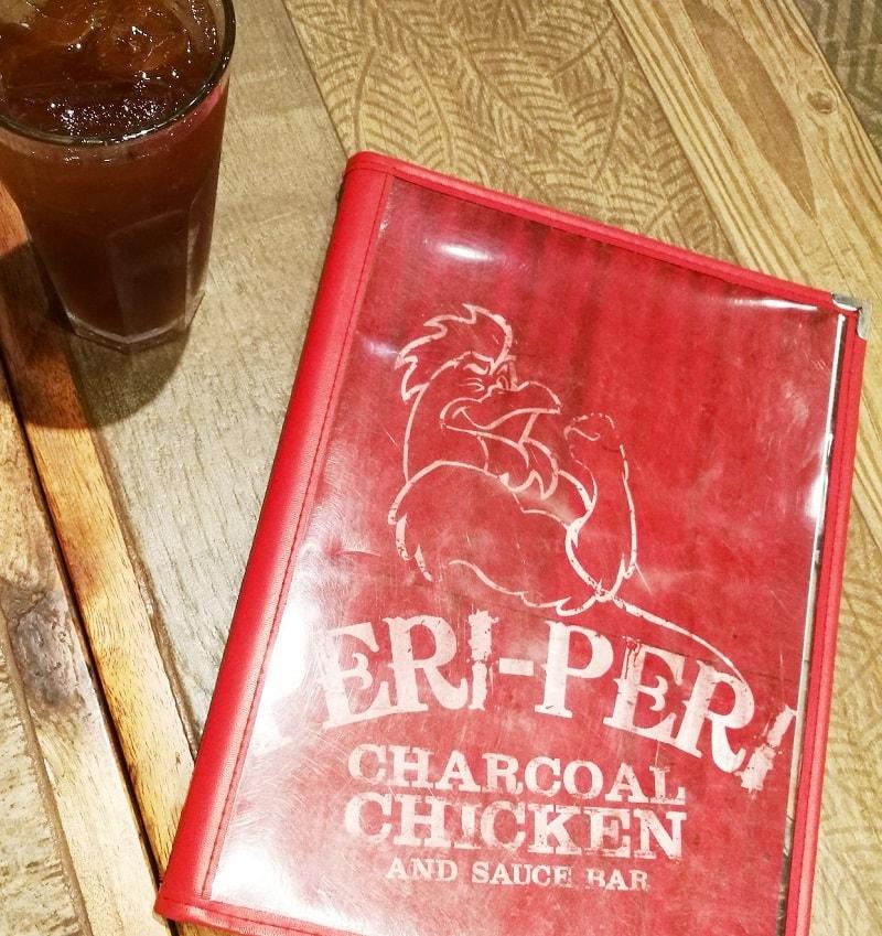 Peri-Peri Charcoal Chicken and Sauce Bar at Venice Piazza Mall