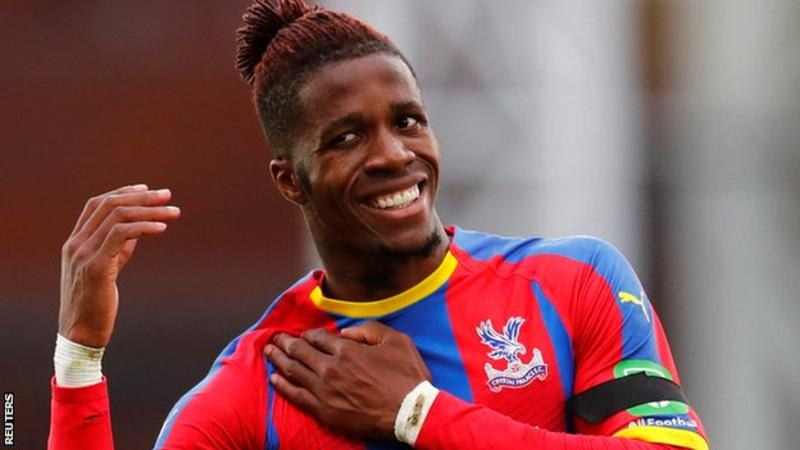 Crystal Palace's Zaha Sets Personal Premier League Record With Chelsea Screamer