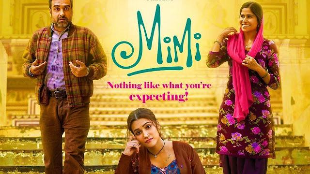 Mimi 2021 Full Hindi Movie Download Mkvcinemas