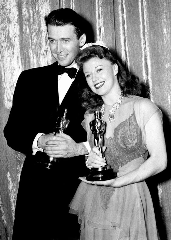 27 February 1941 worldwartwo.filminspector.com Ginger Rogers Jimmy Stewart
