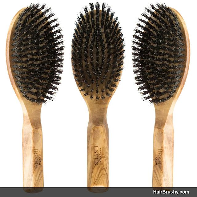 Shash Everyday Boar Bristle Hair Brush