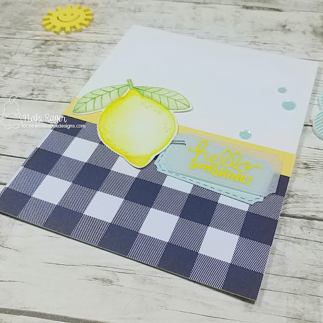 Newton's Nook Designs Lemon Twist Set - Naki Rager