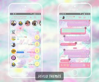 IOS Theme For YOWhatsApp & Fouad WhatsApp By Ale