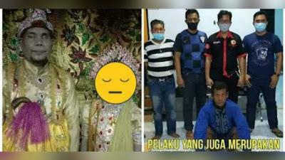 Fakta Pernikahan Viral Tunanetra dengan Gadis 12 Tahun Merupakan Korban Asusila Ayah Tiri