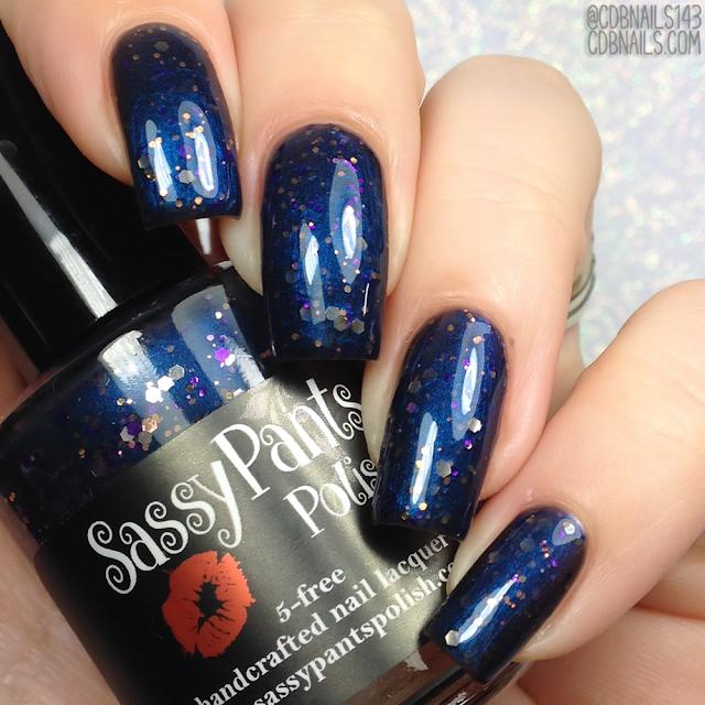 Sassy Pants Polish-Moonlit Stargazers