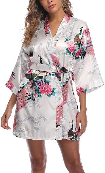 Cheap Silk Robes For Women