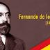 Las primeras etapas de Fernando de los Ríos