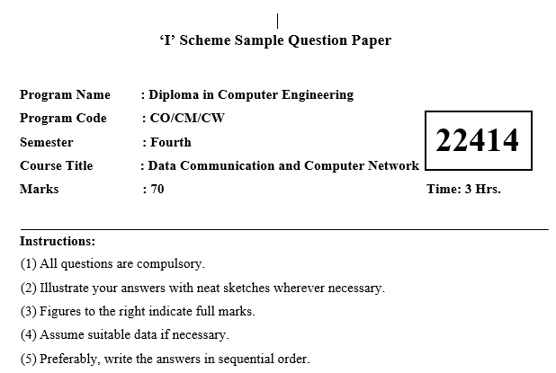 Computer Networking Questions And Answers Pdf