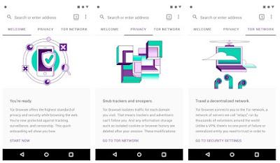 Cara Masuk Deep Web Android Dengan Aman
