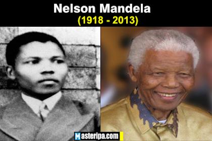 Biografi Nelson Mandela (Penerima Hadiah Nobel Perdamaian)