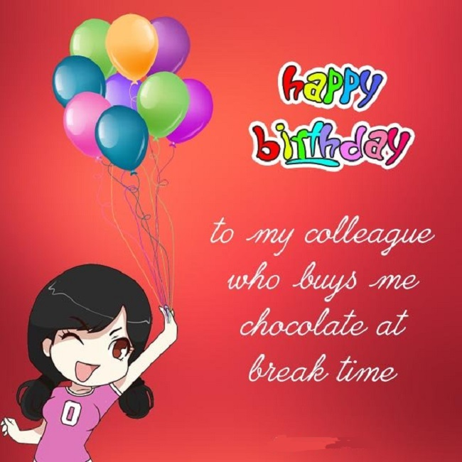 80 best birthday wishes for colleague top quotes messages and birthday wishes for colleague m4hsunfo