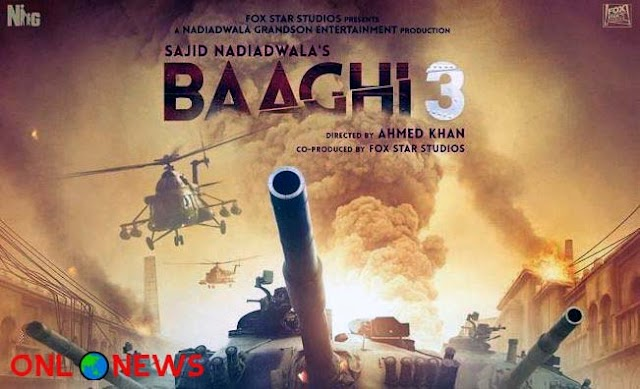 Baaghi 3 Movie Story Cast Trailer Budget, Review, Release Date and Box Office