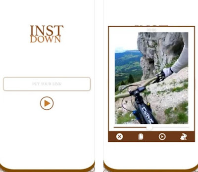 Instdown iPhone