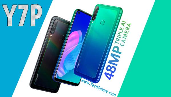 مواصفات هاتف Huawei Y7P ميزات سعر