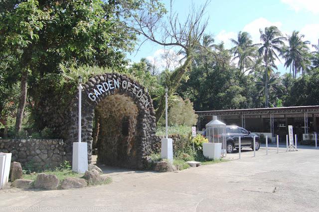 Garden of Eden, Kamay ni Hesus