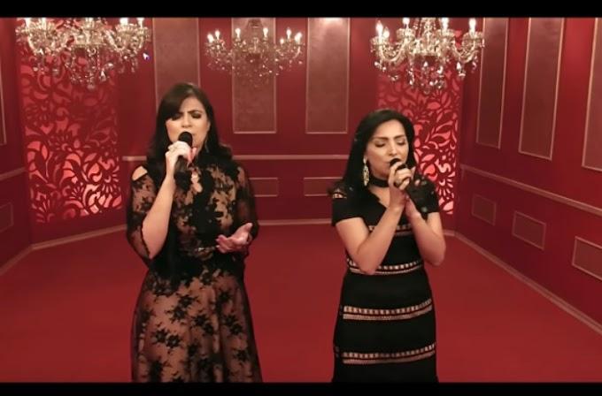 Fernanda Brum e Eyshila fazem dueto na regravação da música 'Espírito Santo'