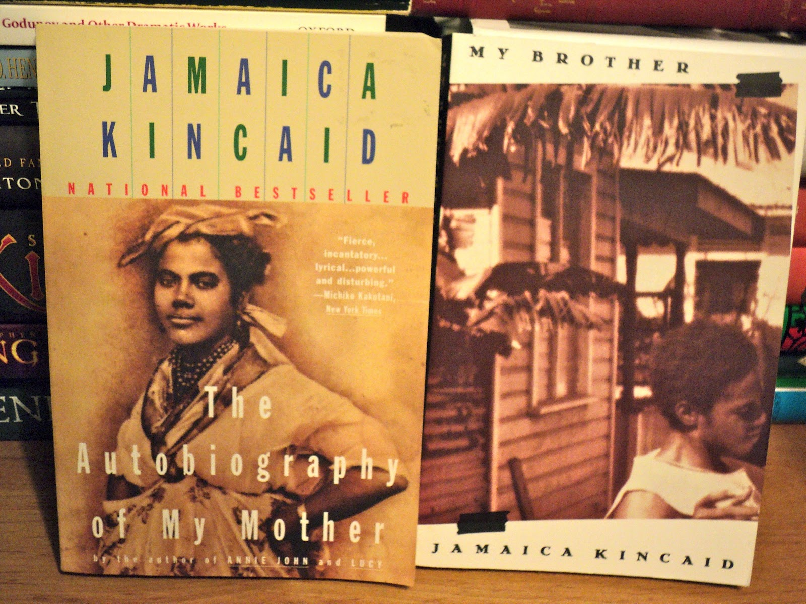the of blog  kincaid as a story appearing in the weird her annie john was a possible essay topic on my recent english pedagogy test only natural that i investigate her