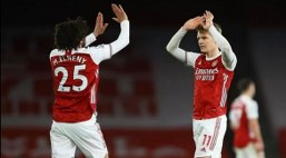 Premier League side Arsenal want to keep Odegaard