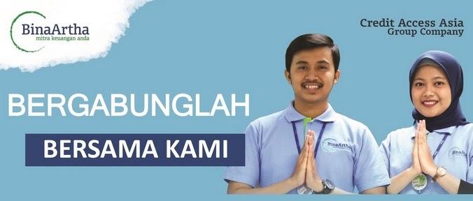 Lowongan Kerja Kudus, Pati, Jepara, Rembang April 2020 Bina Artha Ventura mitra keuangan anda