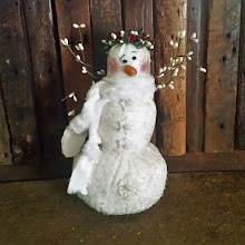 SNOWMAN ANGEL DECORATION