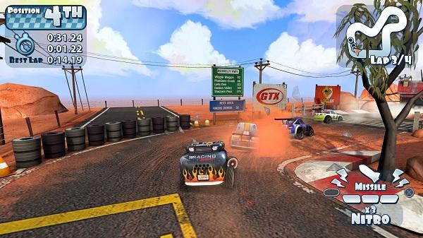Free Download Mini Motor Racing X